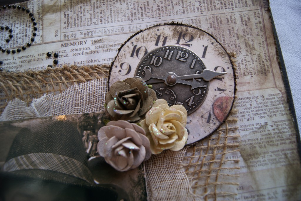 "Scrapbook Canvas Tutorial ""Max"" - Canary Street Crafts"