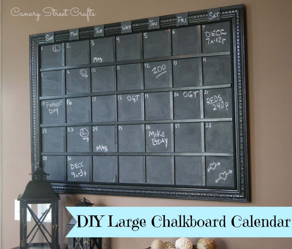 Diy Large Wall Calendar : Party in your pjs simplysweetsbyhoneybee