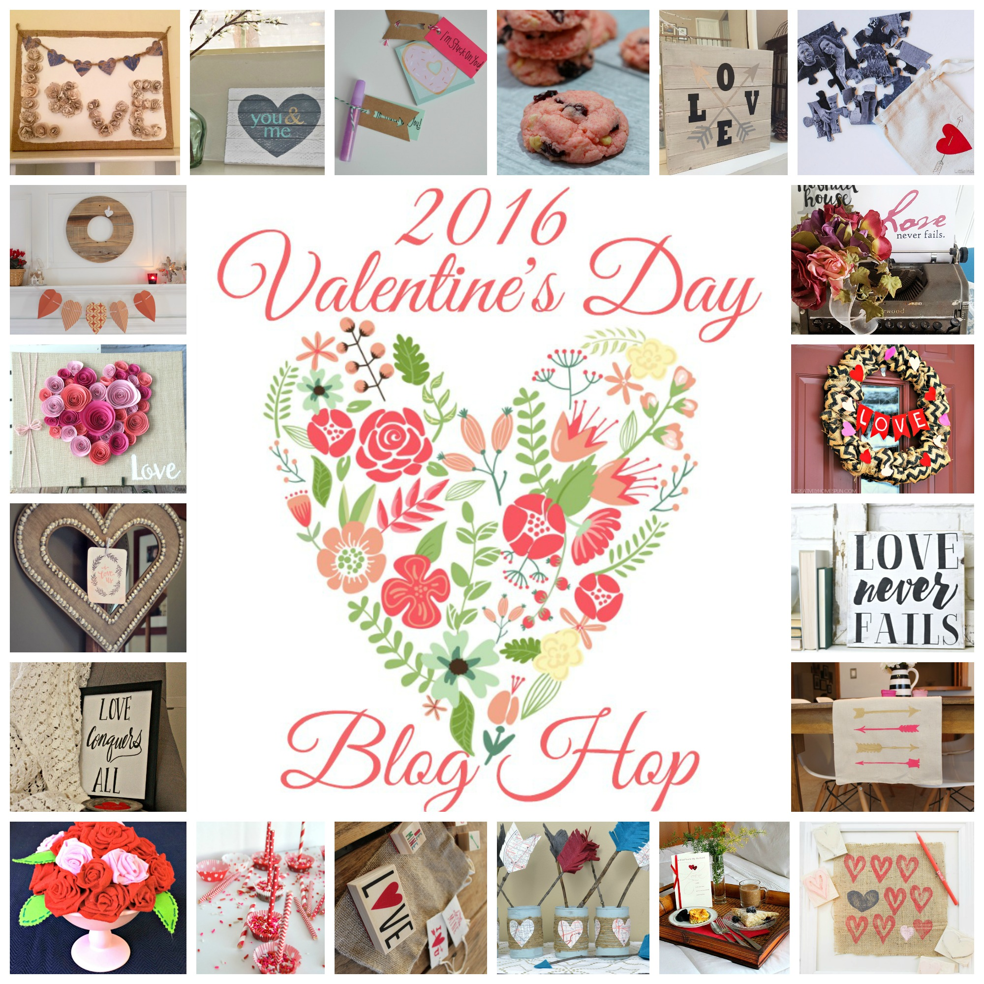 20 Fun Valentine's Day Projects. http://canarystreetcrafts.com/