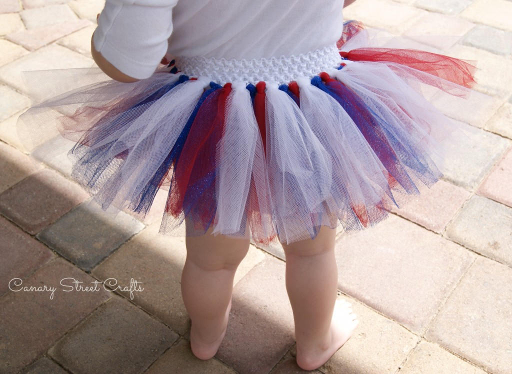 Easy DIY Tulle Tutu Skirt AND a Giveaway!!! - Canary Street Crafts