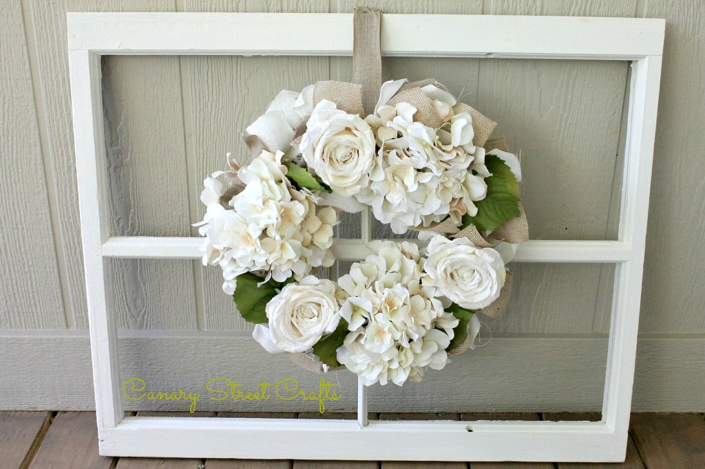 window:wreath